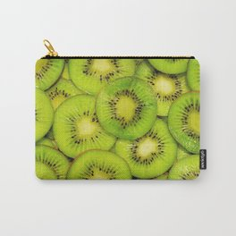 Green kiwis Carry-All Pouch