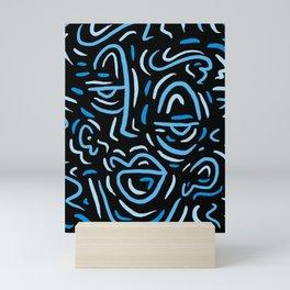 Inhabit Mini Art Print