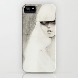 From the Other Side iPhone Case