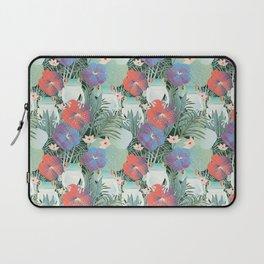 frog garden Laptop Sleeve