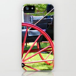 Country Limo iPhone Case