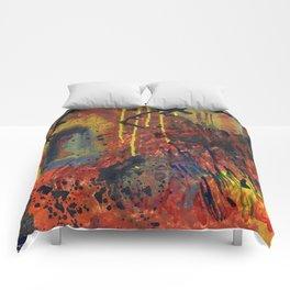 Oh ... man ... 2 Comforters