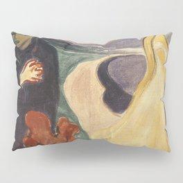 Separation by Edvard Munch Pillow Sham