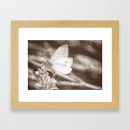 Butter Soft Framed Art Print