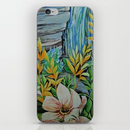 #14 Water source of life iPhone Skin