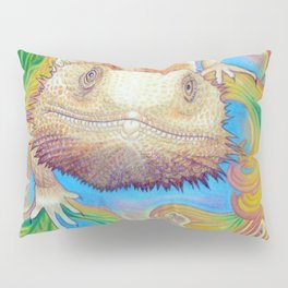 Celestial Dragon Pillow Sham