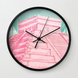 Visit Mexico Wall Clock