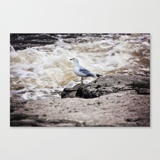 Rage Issues Canvas Print