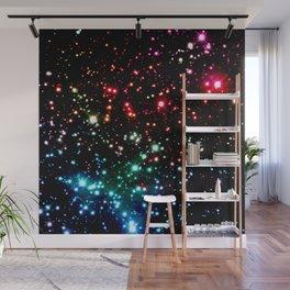 Rainbow galaxY Wall Mural