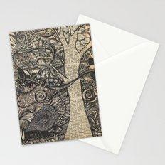 Doodle Bird Stationery Cards