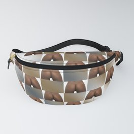 Checkerboard But Fanny Pack