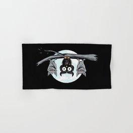 Cute Owl With Friends Hand & Bath Towel