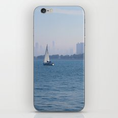 Sailboats iPhone & iPod Skin