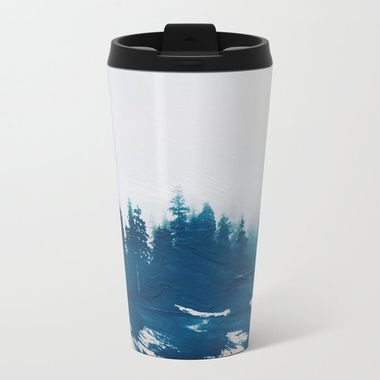 Hollowing souls Metal Travel Mug