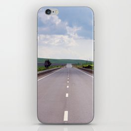 2007 - We Are On A Road To Nowhere (High Res) iPhone Skin