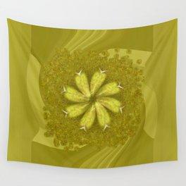 Kopophobia Symmetry Flowers  ID:16165-150104-75070 Wall Tapestry