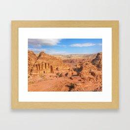 Petra Jordan Framed Art Print