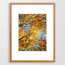 Autumn Memory Framed Art Print