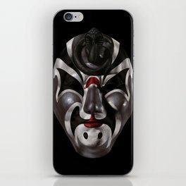 Five Deadly Venoms Snake Mask iPhone Skin