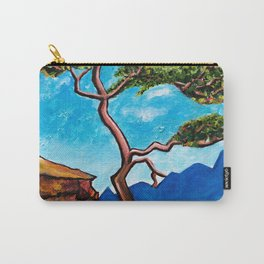 Cypress Tree Carry-All Pouch