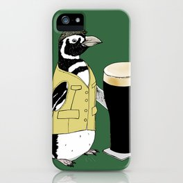 I'll Have a Pint iPhone Case