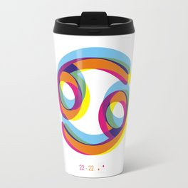 Cancer ~ Zodiac Travel Mug