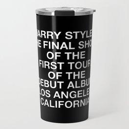 Harry Styles Final Show Travel Mug