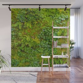 Tropical Nature Print Wall Mural