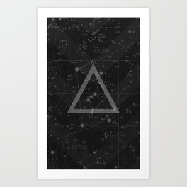 Orion Art Print