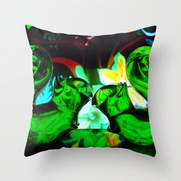 Squirrelly Love Throw Pillow