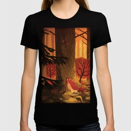 Blindsprings Page Five T-shirt