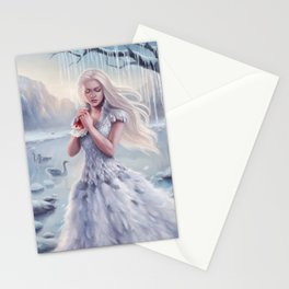 Heart's Blood Stationery Cards