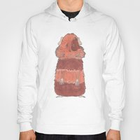 guinea pig Hoodies featuring Guinea Pig by L9huis
