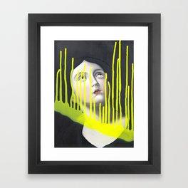 Godrays Framed Art Print