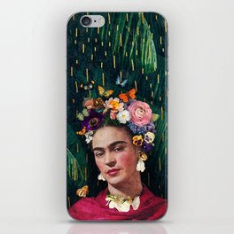 Frida Kahlo :: World Women's Day iPhone Skin