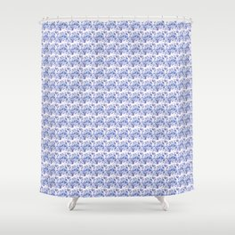 Mini Impressions: CARNATION Shower Curtain