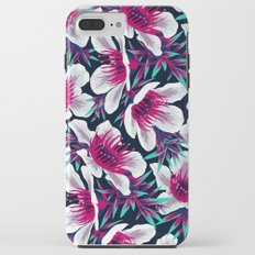Manuka Floral Print -  Light Tough Case iPhone 7 Plus