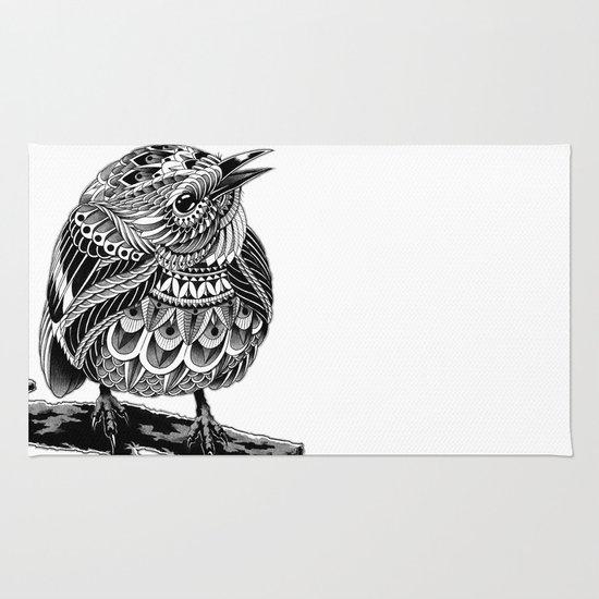 Prairie Warbler Rug