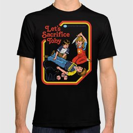 LET'S SACRIFICE TOBY T-shirt