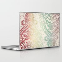 friday Laptop & iPad Skins featuring Friday Afternoon by Jenndalyn