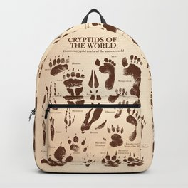 Cryptids of the World Backpack