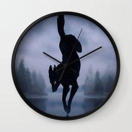 Mirage Wall Clock
