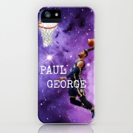 Paul George iPhone Cover iPhone Case