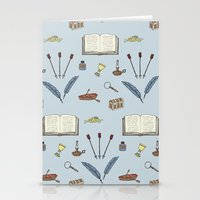 literature Stationery Cards featuring Classic Literature by Meghan Hill