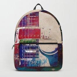 Guitar art 8 #guitar #music Backpack