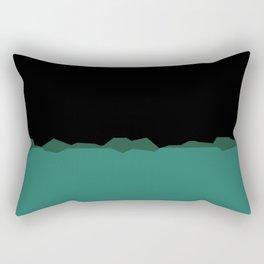 GLACIERS Rectangular Pillow