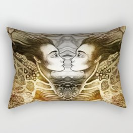 """""""This is the Sea"""" Rectangular Pillow"""