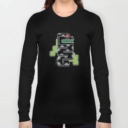 Koru-Fern Serpent Long Sleeve T-shirt
