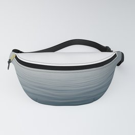 Sea Texture Fanny Pack