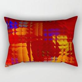Square glass  5 Rectangular Pillow